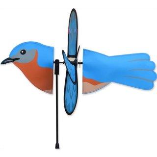 Petite Spinner Blue Bird