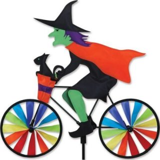 Bike Spinner Hexe/Witch