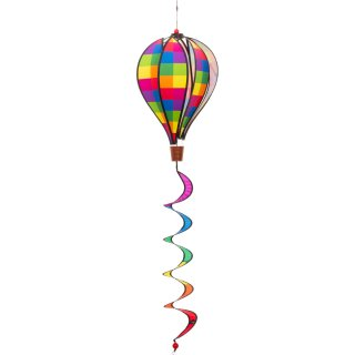 Hot Air Ballon Twist Pixel