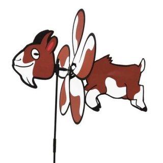 Wind Spinner Ziege